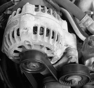 Alternator replacement testing