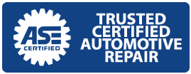ASE certified automotive repair